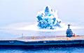 Рядом с авианосцем ВМФ США взорвали 18-тонную бомбу, чтобы проверить его прочность: видео