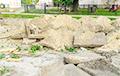 У Берасці зноў знайшлі ўнікальныя габрэйскія мацэвы