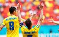 Украина впервые в истории вышла в плей-офф Евро