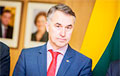 MEP From Lithuania: We Will Keep Lukashenka's Regime under Ever-Increasing Pressure