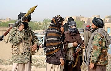 WP: Талибы подкупили афганских чиновников
