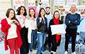 Белорусы Варшавы, голодавшие в знак протеста под зданием Еврокомиссии, получили ответ на петицию