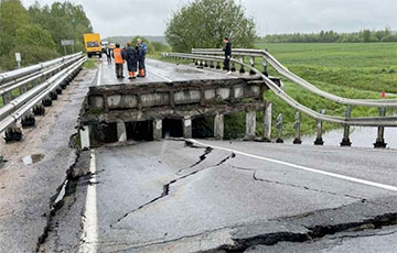 Что происходит с белорусскими мостами?