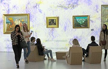 У галерэю «Арт-Беларусь» вярнулі канфіскаваныя паводле справы «Белгазпрамбанка» карціны