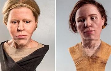 Чешские ученые восстановили внешность двух женщин бронзового века