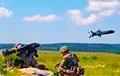 Украінскія вайскоўцы ўпершыню правялі стрэльбы амерыканскімі Javelin