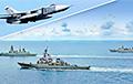 Міністр абароны Бэн Уолес: Флоту Брытаніі не перашкодзяць хадзіць ля берагоў акупаванага РФ Крыма
