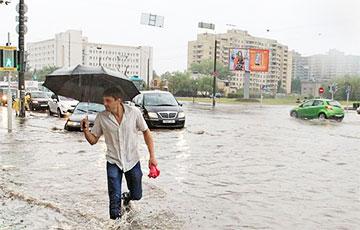 Ten Most Impressive Photos, Videos Of Yesterday's Flood