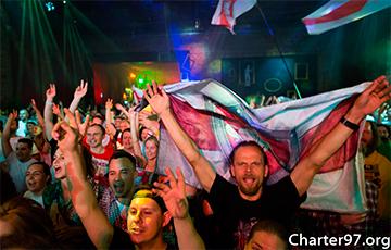 В Варшаве прошел концерт солидарности с Беларусью