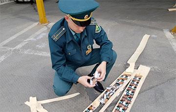 Belarusian Cigarettes Were Tried to Be Sent to Greece via Novorossiysk