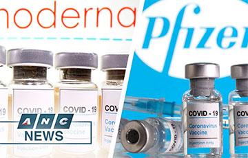 Pfizer и Moderna повысили цены на свои вакцины