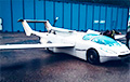 Прототип летающего автомобиля AirCar успешно совершил междугородний перелет