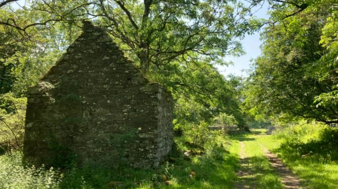 В Шотландии выставили на продажу заброшенную деревню с привидением2