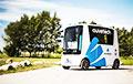 В Эстонии запустили беспилотные маршрутки