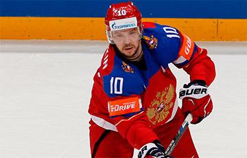 Лучший снайпер в истории российского хоккея завершил карьеру0