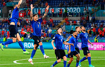 Италия вышла в финал Евро-20200