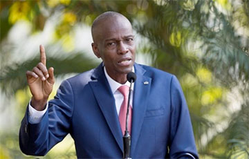 Во время покушения на президента Гаити была ранена его жена
