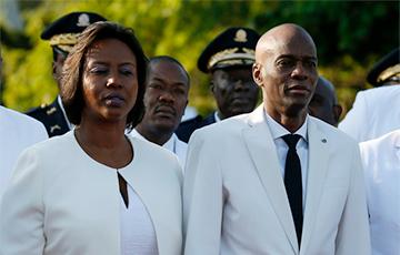 Супруга президента Гаити сделала первое заявление после его убийства