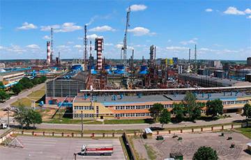 "Second Workshop Stopped At ""Hrodna-Azot"""
