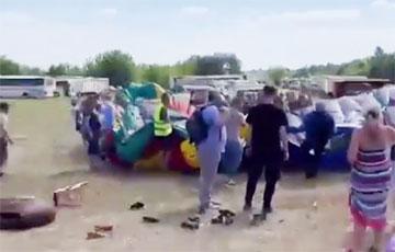 «А дети хоть живы?»: что происходило в первые минуты после ЧП в Александрии