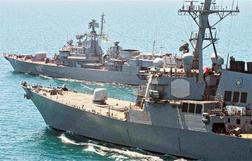 Украина усиливает флот с помощью Турции и Великобритании