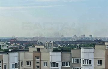 Two Fires In Five Days At Minsk Automobile Plant