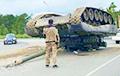 Спецоперация: в России посреди трассы военные «потеряли» танк