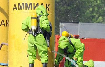 Hrodna Azot Management Hiding Severe Ammonia Leak?