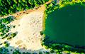 Как Ибица, но под Кобрином: как выглядит один из лучших диких пляжей в Беларуси