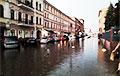 Потоп в «Васильках», реки на улицах: Минск накрыла стихия