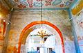 Реставраторы выяснили, кто создал необычные рисунки на стенах норвежской церкви