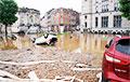 Германию, Бельгию и Нидерланды затопило