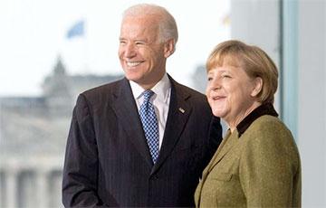 Байден и Меркель подписали Вашингтонскую декларацию о масштабном сотрудничестве