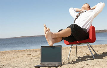 Belarusian Businesses Go On Vacation