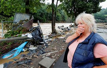 Наводнения в Германии и Бельгии: как минимум 92 погибших, больше тысячи пропавших