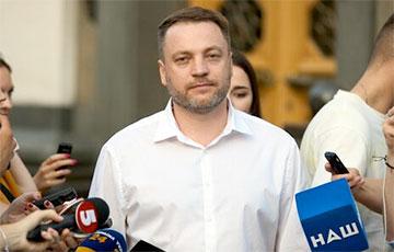 Верховная Рада проголосовала за назначение Монастырского министром внутренних дел Украины