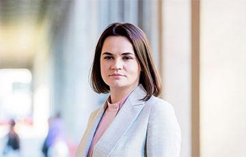 Тихановская встретилась с Джули Фишер и послами стран ЕС