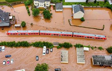 Наводнение в Германии: почему вода разрушила целые города