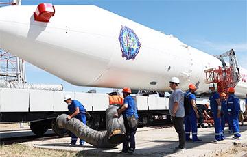 Россия запустила в космос лабораторию-долгострой