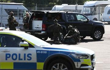 У Швецыі асуджаныя ўзялі ў закладнікі наглядчыкаў турмы