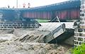 У Расеі абрынуўся чыгуначны мост на Транссібе