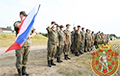 Echelon With Russian Military Arrived In Baranavichy