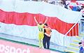 Что известно о футболисте БАТЭ, который отпраздновал гол под бело-красно-белым флагом