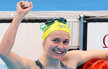 Австралийский тренер ярко отреагировал на победу подопечной на Олимпиаде и стал звездой Сети
