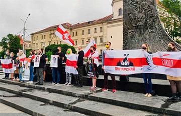 Во Львове открыли первую белорусскую языковую школу