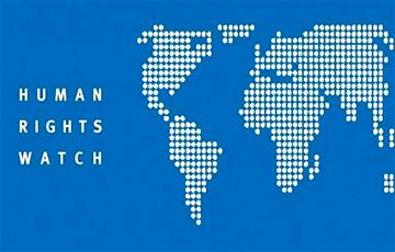 HRW: Ключевые международные акторы должны встать на защиту гражданского общества в Беларуси
