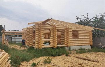 Что будет в Беларуси с таким дорогим деревянным домостроением?