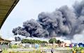 В Германии на химическом заводе произошел мощный взрыв