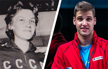 Сын белорусов завоевал на Олимпиаде в Токио медаль для Чехии