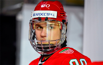 Белорусский хоккеист заключил трехлетний контракт с «Ванкувер Кэнакс»